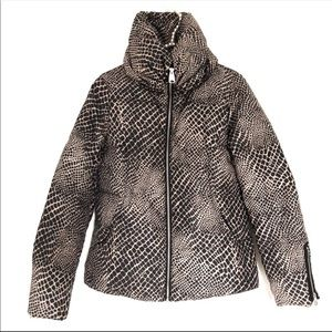VIA SPIGA Stylish Puffer Jacket -Size XL